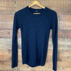 Lululemon Crewneck Sweater Thumbholes